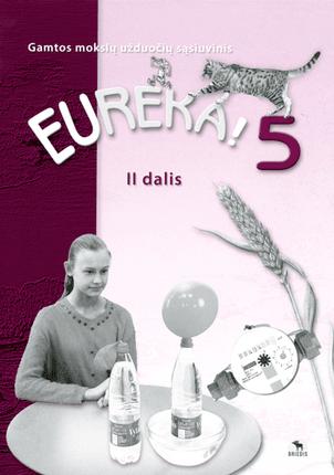 Eureka! 5. Užduočių sąsiuvinis 5 kl., II d. (Atnaujintas)