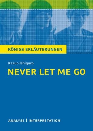 Never Let Me Go von Kazuo Ishiguro.