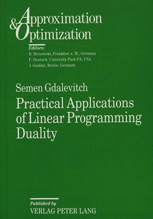 Practical Applications of Linear Programming Duality