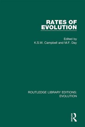 Rates of Evolution