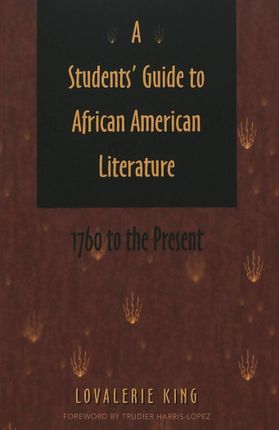A Students' Guide to African American Literature
