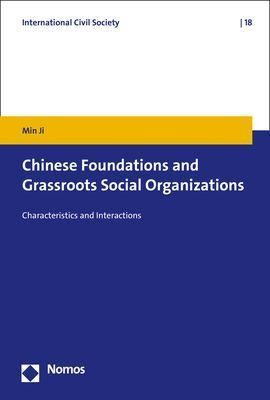 Chinese Foundations and Grassroots Social Organizations