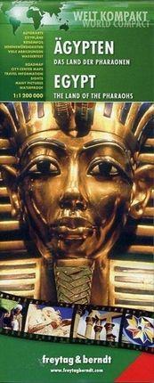 FuB Ägypten 1 : 1 200 000 World Compact Series