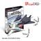 3D dėlionė: lėktuvai F-117 Nighthawk ir F/A-18 Hornet