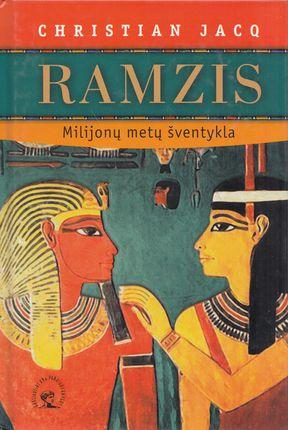 Ramzis. Milijonų metų šventykla