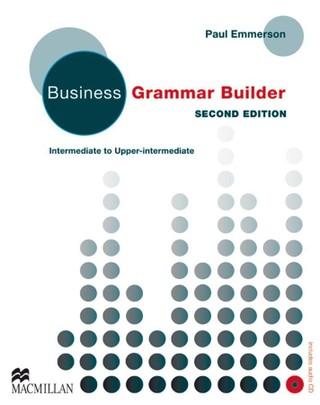 Business Grammar Builder New. Student's Book