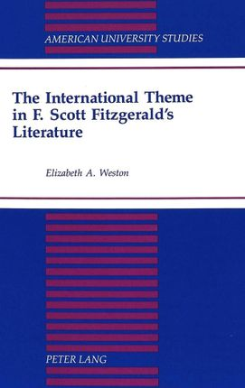 The International Theme in F. Scott Fitzgerald's Literature