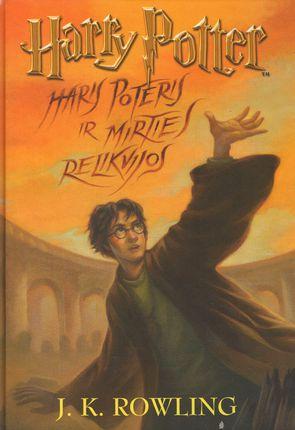 Haris Poteris ir Mirties relikvijos. 7 dalis