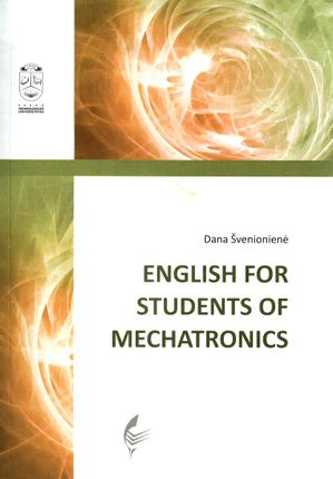 English for Students of Mechatronics