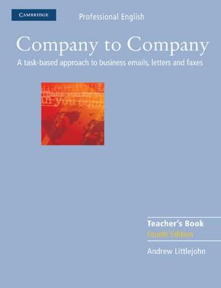 Company to Company - Intermediate. Student's Book