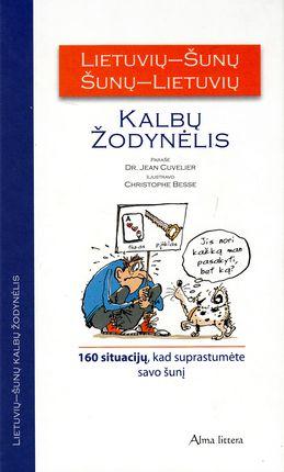 Lietuvių - šunų šunų - lietuvių kalbų žodynėlis