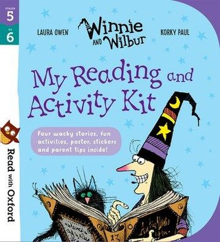 Read with Oxford: Stages 5-6: My Winnie and Wilbur Reading and Activity Kit
