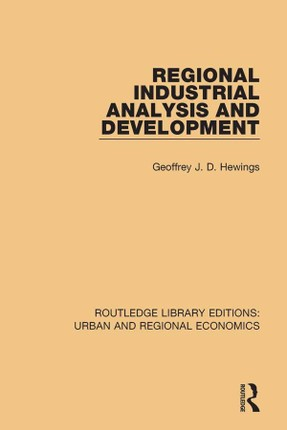 Regional Industrial Analysis and Development