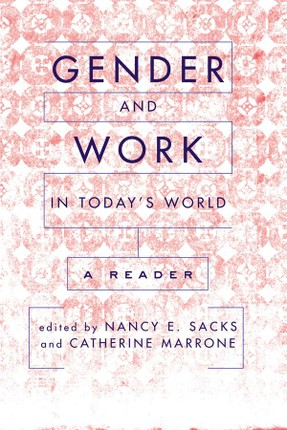 Gender And Work In Today's World