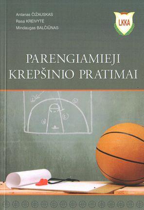 Parengiamieji krepšinio pratimai