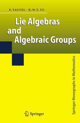 Lie Algebras and Algebraic Groups