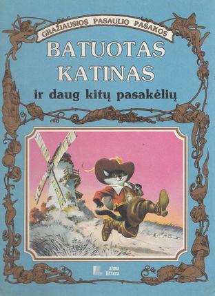 Batuotas katinas ir daug kitų pasakėlių