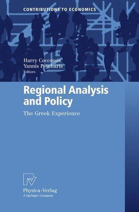 Regional Analysis and Policy