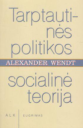 Tarptautinės politikos socialinė teorija
