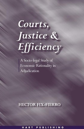 Courts, Justice, and Efficiency