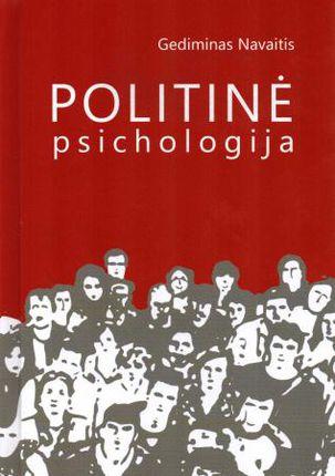 Politinė psichologija