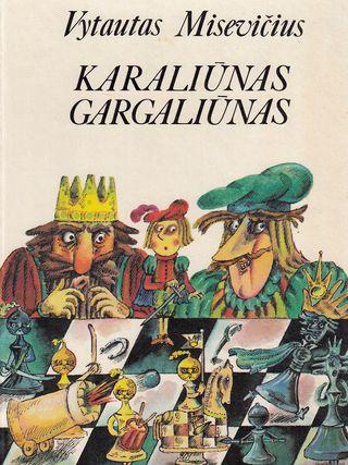 Karaliūnas Gargaliūnas 1987