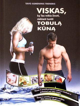 Viskas, ką Tau reikia žinoti, siekiant turėti tobulą kūną