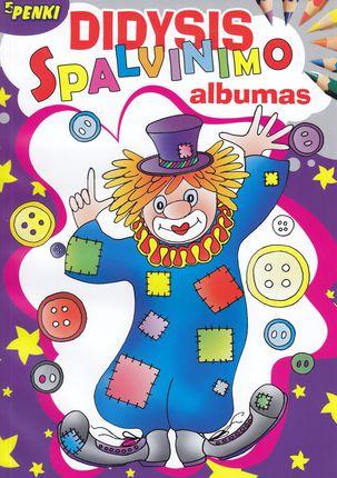 Didysis spalvinimo albumas