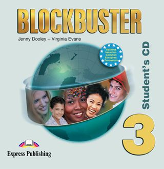 Blockbuster 3. Student's CD. Klausymo diskas