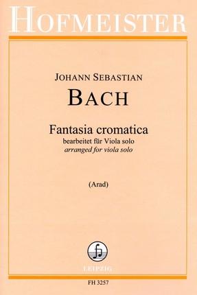 Fantasia cromatica. BWV 903. Viola / 5