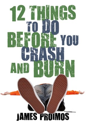 12 Things to Do Before You Crash and Burn