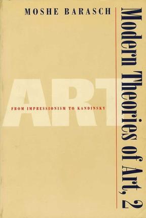 Modern Theories of Art 2