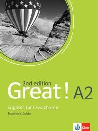 Great! A2, 2nd edition. Teacher's Guide