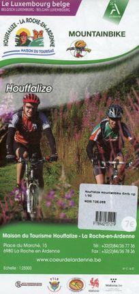 Houffalize  1 : 50 000 / 1 : 25 000 mit MTB / Radrouten