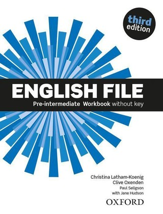 English File: Pre-intermediate. Workbook with iChecker without Key