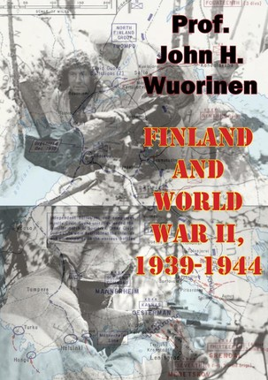 Finland And World War II, 1939-1944