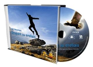 Skrajokit su ereliais. Audio knyga