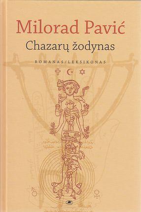 Chazarų žodynas