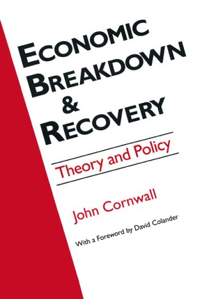 Economic Breakthrough and Recovery: Theory and Policy