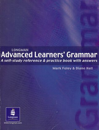 Advanced Learners' Grammar