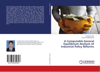 A Computable General Equilibrium Analysis of Industrial Policy Reforms