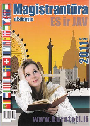 Magistrantūra užsienyje (ES ir JAV)