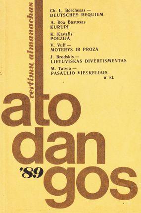 Atodangos '89. Vertimų almanachas