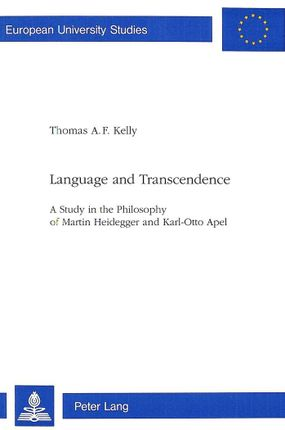 Language and Transcendence