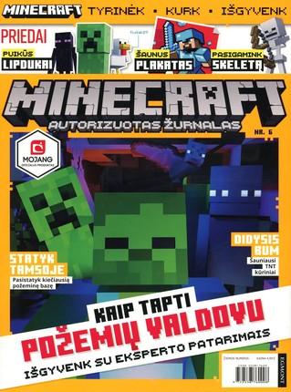 Minecraft. Žurnalas 2019/6