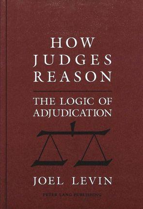How Judges Reason