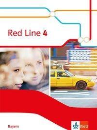 Red Line 4. Ausgabe Bayern. Schülerbuch Klasse 8