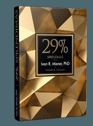 29% sprendimas. Sėkmingos ryšių plėtros strategijos 52 savaitėms