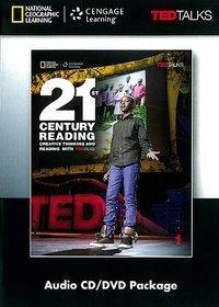 21st Century - Reading B1.1/B1.2: Level 1 - Audio-CD + DVD