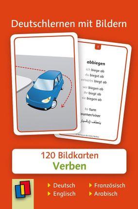Deutschlernen mit Bildern: Verben